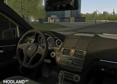 Car Driving 1.5.9 – Mercedes-Benz C180 (W204) [1.5.9], 2 photo